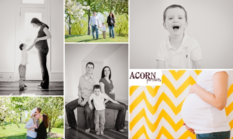Acorn Portraits, Plainfield Portrait Photographer, Children's Photographer, Plainfield Photographer, Plainfield Maternity Photography, Maternity Session