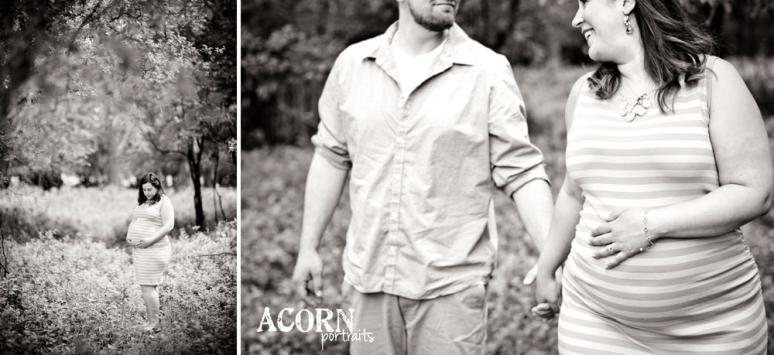 Acorn Portraits, Plainfield Portrait Photographer, Maternity Session, Plainfield Maternity Photography, Outdoor Maternity Session