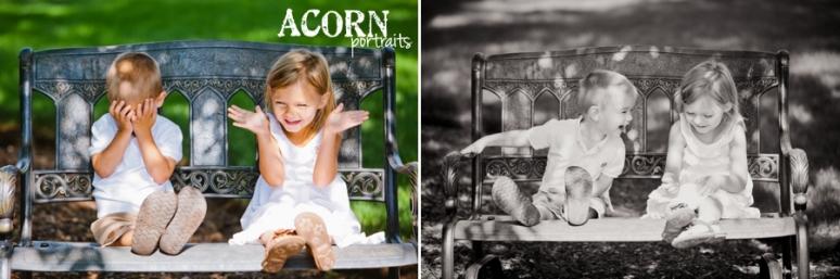 Acorn Portraits, Plainfield Portrait Photographer, Plainfield Portraits, Plainfield Photography, Outdoor Family Portraits, Fun Family Portraits