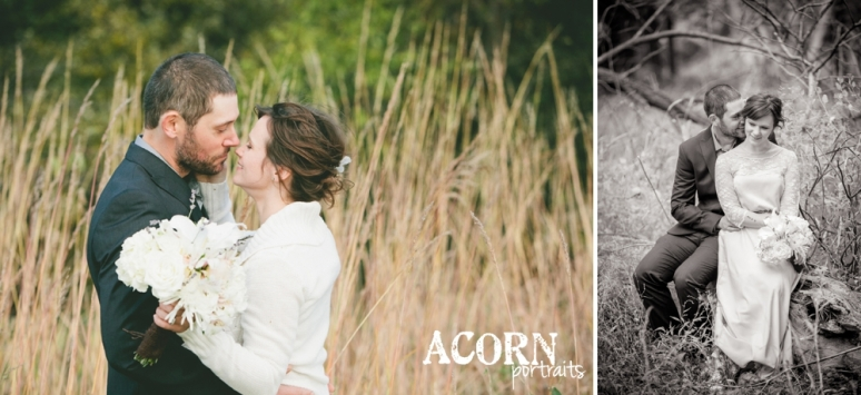 Acorn Portraits, Plainfield Portraits, Plainfield Weddings, Small Weddings, Outdoor Wedding, Prairie Wedding, Outdoor Portraits