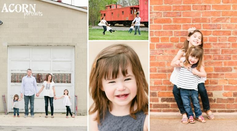 Acorn Portraits, Plainfield Portraits, Plainfield Photography, Outdoor Portraits, Outdoor Family Portraits, Family Portraits, Family Portrait Ideas